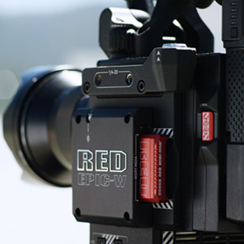 Rent Red Epic W 8K kit