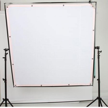 Rent 6 'x 6' Butterfly Kit with solid, silk and stands.