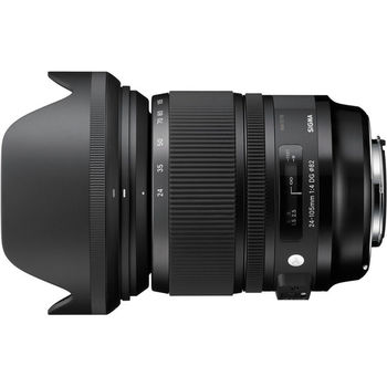 Rent Sigma 24-105mm f/4 DG OS HSM Art Lens for Canon EF