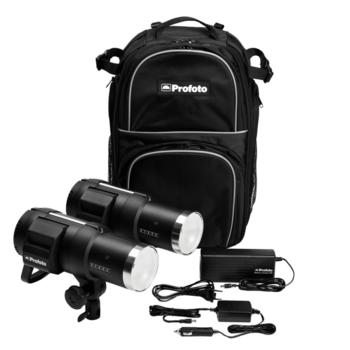 Rent Profoto B1 500 Air Battery-Powered 2-Light Location Kit