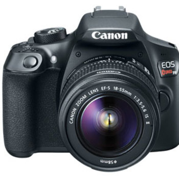 Rent Canon Rebel DSLR