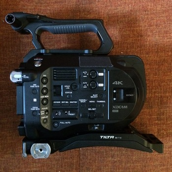 Rent Sony PXW-FS7 Documentary Shooting Package (No Tripod)