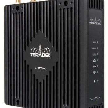 Rent Teradek Link Router with Gold Mount