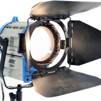 Rent Arri 4-Light Kit with 1K, 2x300W, 150W