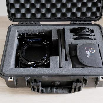 Rent Matte Box 4x4 Tilta MB-T05 (plus 7 additional 4x4 filters)
