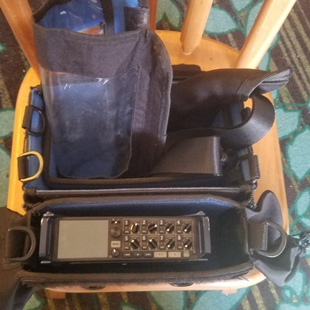 Rent Zoom F8 w/ Bag + Power Supply