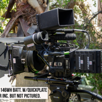 Rent RED EPIC DRAGON 6K w/ 5 ZEISS PRIMES - MADE FOR RUN 'N' GUN