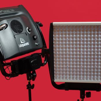 Rent Litepanels Astra 1x1 Bi-Color LED Kit
