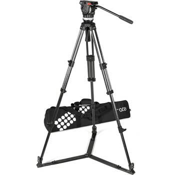 Rent Sachtler ACE L Tripod Head and Legs - Ground Spreader