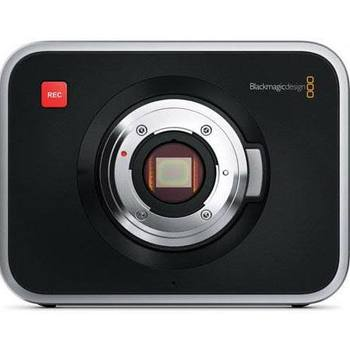 Rent Blackmagic Cinema Camera 2.5K MFT and EF mount, + package