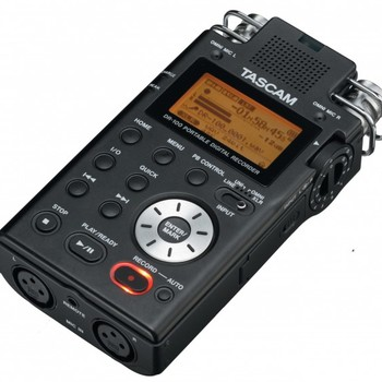 Rent Tascam DR-100 Sound Recorder
