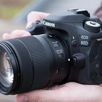 Rent Canon EOS 80D