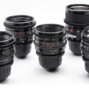 Rent Zeiss Superspeed MKII Lens Set