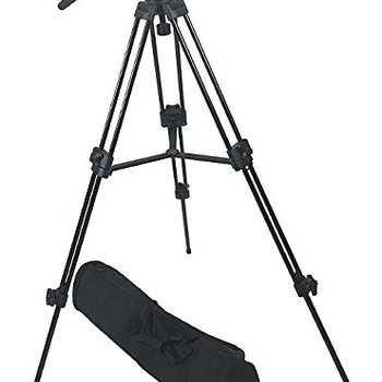 Rent Fluid Head Tripod for Lightweight video and photo use. Simple, and easy to use.