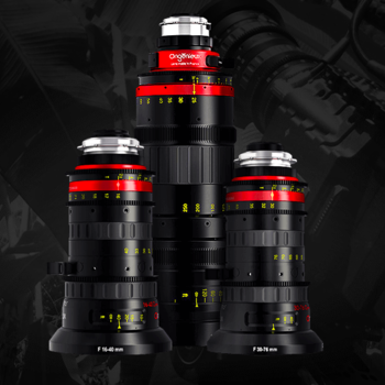 Rent Angenieux  Optimo 3 Lens Bundle - 16-40mm, 30-76mm, 25-250mm