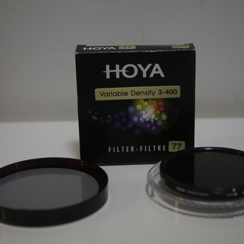 Rent Hoya Variable Density 77mm Filter