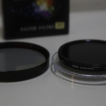 Rent Hoya Variable Density 77mm Filter