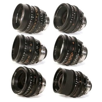 Rent Zeiss Super Speed MK II T1.3 Coated Set