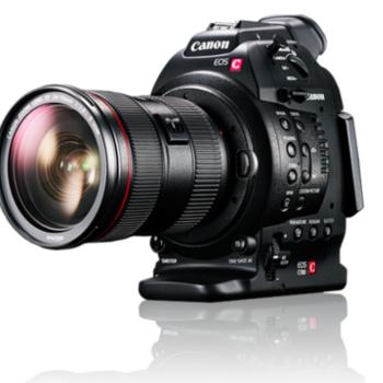 Rent Canon EOS C100 EF