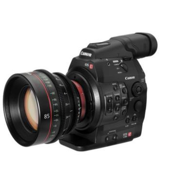 Rent Canon EOS C300 PL