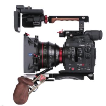 Rent Canon C300 MK II PL 4K