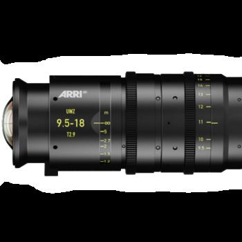 Rent Arri Ultra Wide Zoom Lens UWZ 9.5-18