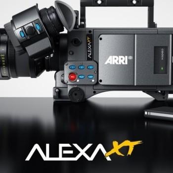 Rent ARRI Alexa XT