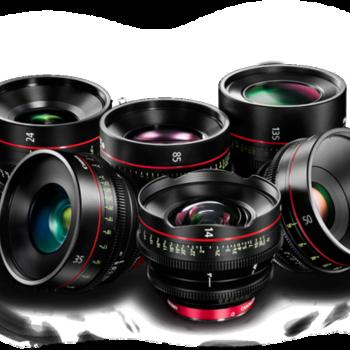 Rent Canon CN-E Cinema Prime 6 Lens Set