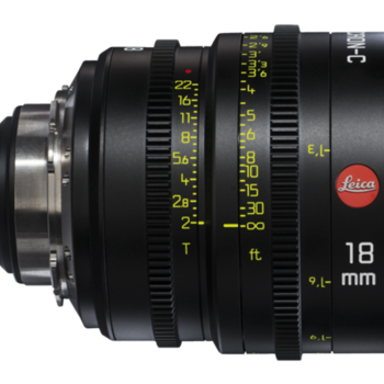Rent Leica Summicron-C 18mm T2.0 Lens