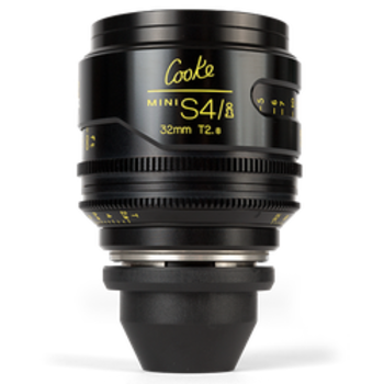 Rent Cooke 32mm T2.8 Mini S4/i Lens