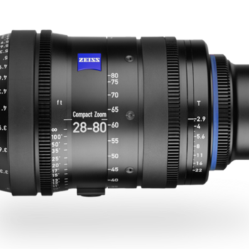 Rent Zeiss Zoom CZ.2 28-80 Lens