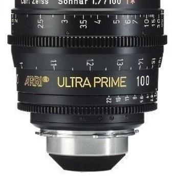 Rent ARRI/ Zeiss Ultra Prime 100mm T1.9