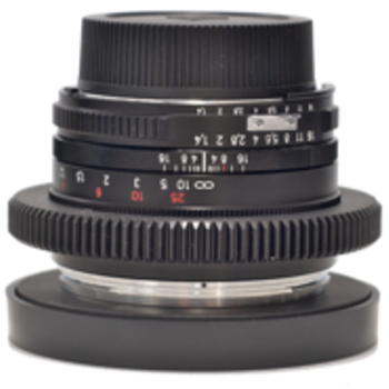 Rent Nikon Nikkor Duclos Cine-Mod 18mm f3.5 Lens