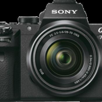 Rent Sony Alpha A7R II 4K