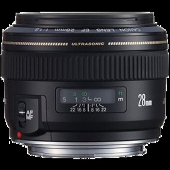 Rent Canon EF 28mm f/1.8 USM Lens