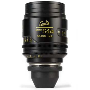 Rent Cooke 100mm T2.8 Mini S4/i Lens