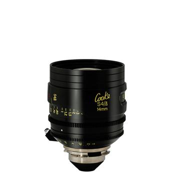 Rent Cooke 14mm S4/i 2.0 Prime Lens