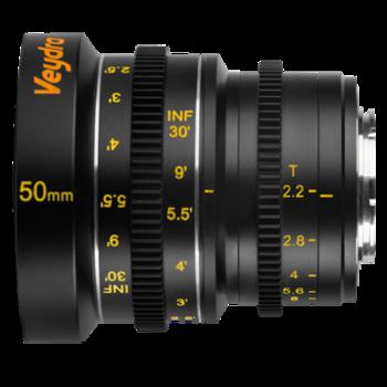 Rent Veydra Micro 4/3 Mini Prime 50mm f2.2 Lens