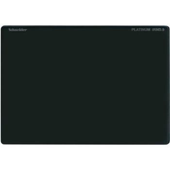 """Rent Schneider 4 x 5.65"""" MPTV Platinum IRND 0.9 (3 Stop) Filter"""
