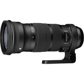 Rent Sigma 120-300mm f/2.8 DG OS HSM Lens for Nikon