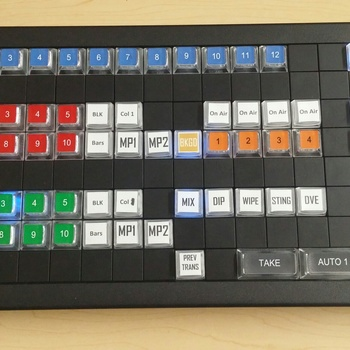 Rent USB Control Surface for Blackmagic Switchers