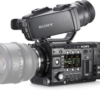 Rent Sony F5 4K Package