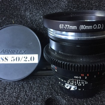 Rent CineMod Zeiss ZF.2 50mm Macro f/2 T* Nikon F Mount/Canon EF