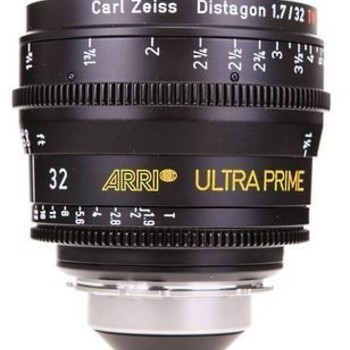 Rent ARRI Ultra Prime 32mm Distagon T1.9