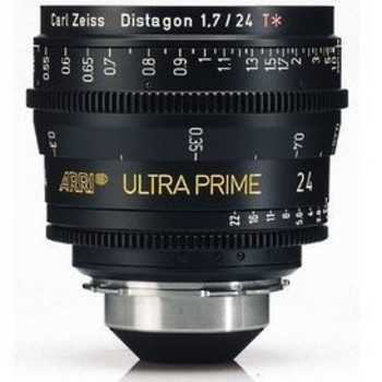 Rent ARRI/ Zeiss Ultra Prime 24mm T1.9