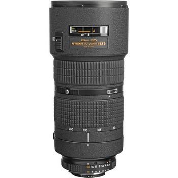 Rent Nikon Nikkor Zoom 80-200mm f2.8 ED Lens