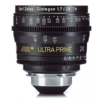 Rent ARRI/ Zeiss Ultra Prime 20mm T1.9