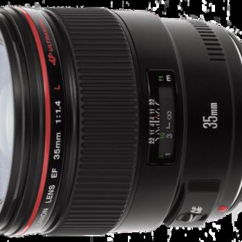 Rent Canon 35mm f/1.4 L Prime