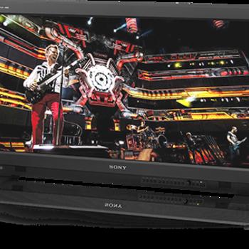 "Rent Sony PVMA250 25"" Professional OLED Production Monitor"