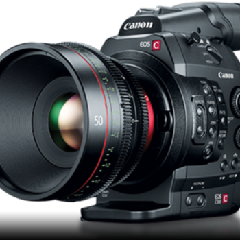 Rent Canon EOS C300 EF